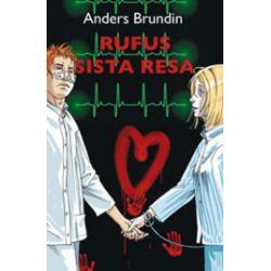 Rufus sista resa - Anders Brundin - Bok (9789170533068)
