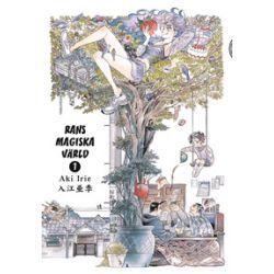 Rans magiska värld 1 - Aki Irie - Pocket