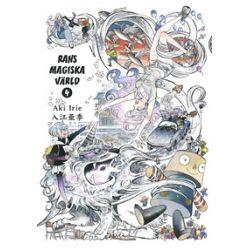 Rans magiska värld 4 - Aki Irie - Bok (9789185269358)