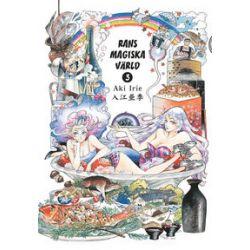 Rans magiska värld 3 - Aki Irie - Pocket