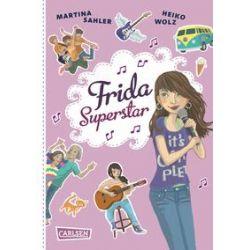 Bücher: Frida Superstar 01: Frida Superstar  von Martina Sahler,Heiko Wolz