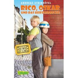 Bücher: Rico und Oskar 02. Rico, Oskar und das Herzgebreche (Filmausgabe)  von Andreas Steinhöfel