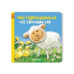Bücher: Mein Fingerpuppenbuch mit Lämmchen Lea  von Andrea Gerlich