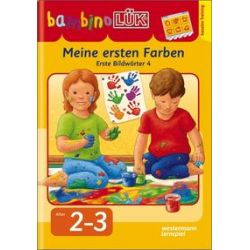 Bücher: BambinoLÜK. Meine ersten Farben