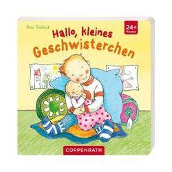 Bücher: Hallo, kleines Geschwisterchen  von Nina Dulleck