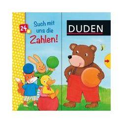 Bücher: Duden: Such mit uns die Zahlen!  von Susanne Weber