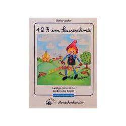 Bücher: Eins, zwei, drei im Sauseschritt  von Detlev Jöcker