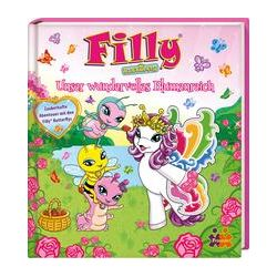 Bücher: Filly Butterflys. Unser wundervolles Blumenreich  von Judith Hüller