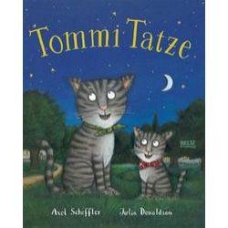 Bücher: Tommi Tatze  von Julia Donaldson,Axel Scheffler