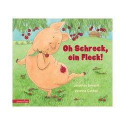 Bücher: Oh Schreck, ein Fleck!  von Jonathan Emmett