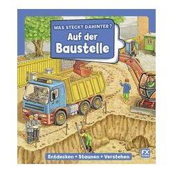 Bücher: Was steckt dahinter? Auf der Baustelle  von Double-u double-u GmbH