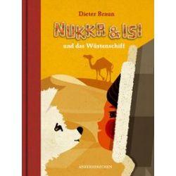Bücher: Nukka und Isi  von Dieter Braun