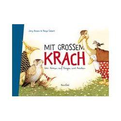 Bücher: Mit großem Krach.  von Amann Jürg