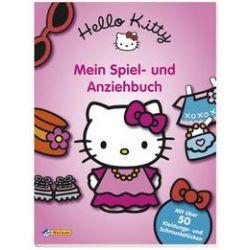 Bücher: Hello Kitty Mein Spiel- und Anziehbuch