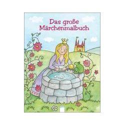Bücher: Das große Märchenmalbuch  von Susanne Wechdorn