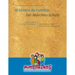 Bücher: El tesoro de cuentos / Der Märchen-Schatz  von Juliane Buschhorn-Walter,Claudia Holten