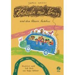 Bücher: Kritzeln mit Krüss und dem blauen Autobus  von James Krüss