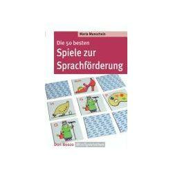 Bücher: Die 50 besten Spiele zur Sprachförderung  von Maria Monschein