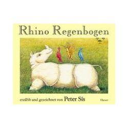 Bücher: Rhino Regenbogen  von Peter Sis