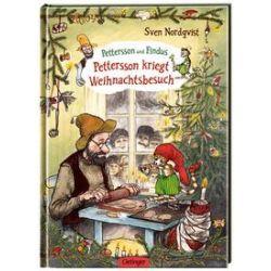 Bücher: Pettersson kriegt Weihnachtsbesuch  von Sven Nordqvist