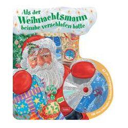 Bücher: Als der Weihnachtsmann beinahe verschlafen hätte  von John White