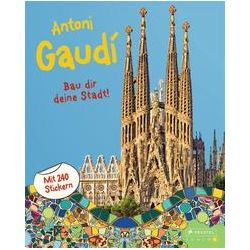 Bücher: Antoni Gaudí  von Sabine Tauber