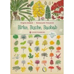 Bücher: Birke, Buche, Baobab  von Virginie Aladjidi