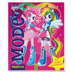 Bücher: My Little Pony - Equestria Girls Modebuch (pink)