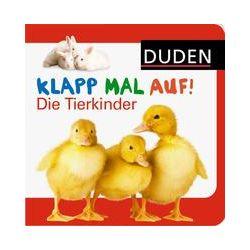 Bücher: Duden - Klapp mal auf! Die Tierkinder