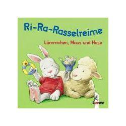 Bücher: Lämmchen, Maus und Hase  von Anja Rieger,Sandra Grimm