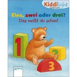 Bücher: Eins, zwei oder drei?  von Marlis Scharff-Kniemeyer,Nadja Runschke
