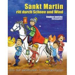 Bücher: Sankt Martin ritt durch Schnee und Wind. Die 25 schönsten Laternenlieder