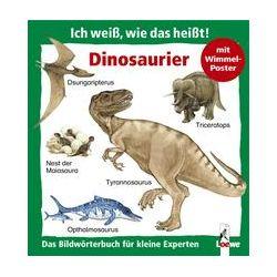 Bücher: Ich weiß, wie das heißt! Dinosaurier  von Christine Henkel