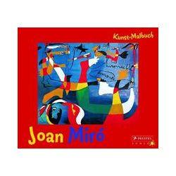 Bücher: Kunst-Malbuch Joan Miró  von Albert Wendt