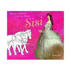 Bücher: Kunst-Malbuch - Coloring Book Sisi  von Albert Wendt
