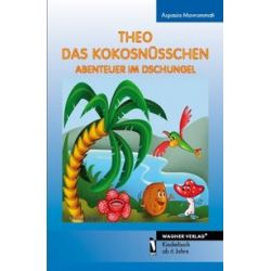 Bücher: Theo das Kokosnüsschen  von Aspasia Mavrommati
