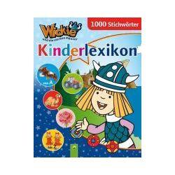 Bücher: Wickie und die starken Männer Kinderlexikon  von Carola Wimmer,Carola Kessel