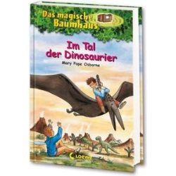 Bücher: Das magische Baumhaus 01. Im Tal der Dinosaurier  von Mary Pope Osborne