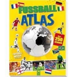 Bücher: Fußball-Atlas  von Jonas Kozinowski