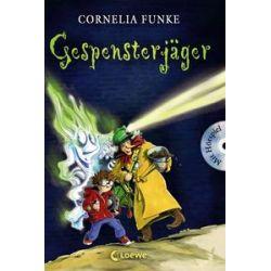 Bücher: Gespensterjäger. Mit Hörspiel  von Cornelia Funke