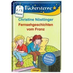 Bücher: Fernsehgeschichten vom Franz  von Christine Nöstlinger
