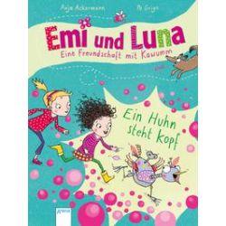 Bücher: Emi und Luna. Eine Freundschaft mit Kawumm  von Anja Ackermann
