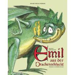 Bücher: Emil 01. Emil aus der Drachenschlucht  von Michael Kirchschlager