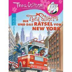 Bücher: Die Thea Sisters und das Rätsel von New York  von Thea Stilton
