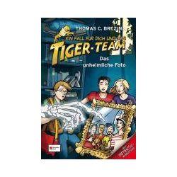 Bücher: Ein Fall für dich und das Tiger-Team 35. Das unheimliche Foto  von Thomas C. Brezina