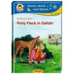 Bücher: Pony Fleck in Gefahr  von Wolfram Hänel