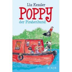 Bücher: Poppy, der Piratenhund  von Liz Kessler