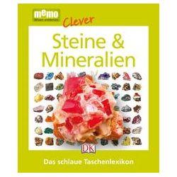 Bücher: Memo Clever Steine & Mineralien