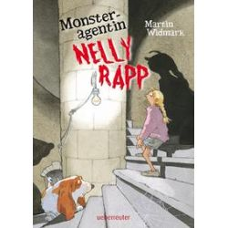 Bücher: Monsteragentin Nelly Rapp  von Martin Widmark