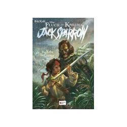 Bücher: Jack Sparrow 04. Das Erbe von Cortez  von Rob Kidd
